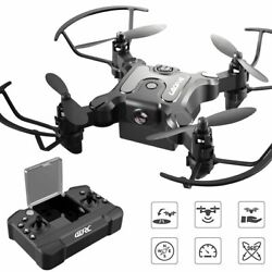 Mini Drone Selfie WIFI FPV With HD Camera Foldable Arm RC Quadcopter Toy Gift US $32.67