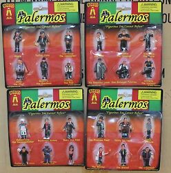 24 Italian Homies called PALERMOS Complete set of all 24 different figures $22.00