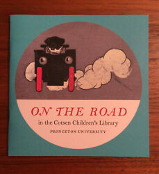 On The Road in the Cotsen Children#x27;s Library cars trains wheels transportation $7.50