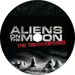 Aliens on the Moon The Truth Exposed Documentary DVD $9.99