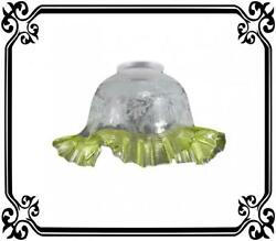 French Lamp Shade Ceiling Light Glass $277.00