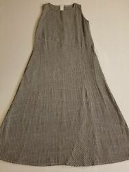 UNBRANDED SIZE S LONG DRESS $5.99