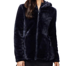 32 Degrees Heat Women#x27;s Hooded Plush Fleece Jacket pick size color $20.46