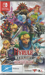Hyrule Warriors Definitive Edition Nintendo Switch $79.99