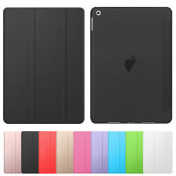 For Apple iPad 8th 7th Generation 10.2 Hard Shell Flip Case Stand Leather Cover $10.20