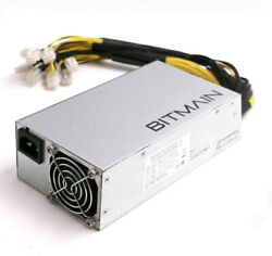 AntMiner APW3 PSU 1600W Power Supply for Antminer S9 S7 D3 $15.00