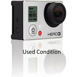 Used GoPro HERO 3 Black 4K 12MP Ultra HD Sport Action Camera Camcorder WiFi USA $49.99