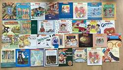 Lot of 31 Houghton Mifflin Early Success Books good variety for homeschool $12.00