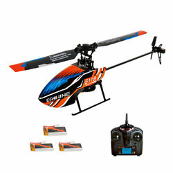 3 Batteries Eachine E119 2.4G 4CH 6 Axis Gyro Flybarless RC Helicopter RTF $74.99
