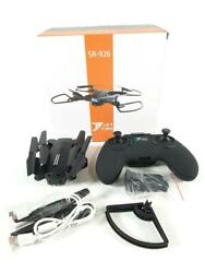 Jettime JT63 Mini Pocket Drone with 3D Flips Black OpenBox $39.99