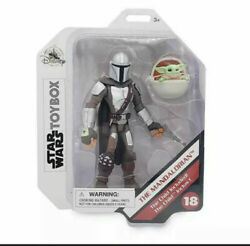 Star Wars The Child Toybox Action Figure Mandalorian New Sealed $30.00