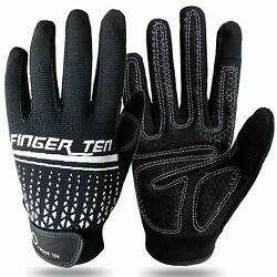 Workout Gloves Full Finger Hand Grip Gym Gloves Weightlifting Crossfit M L XL $10.99