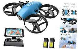 Drone with Camera for Kids A30W RC Mini Quadcopter with 720P HD Camera One Bu $91.42