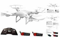 CW4 RC Drone with 720P HD Camera for Kids and Adults RC Quadcopter with Auto Ho $65.60