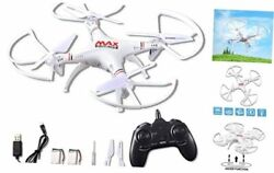 RC Helicopter Drone Toy Quadcopter 2.4Ghz 6 Axis Gyro 4 Channels with Altitude $41.24
