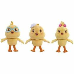 Canticos Nickelodeon The Little Chickies: Los Pollitos Small Plush w Sound $33.00