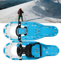 25inch Lightweight All Terrain Snowshoes for Outdoor w Bag Anti Slip Walking US $48.59