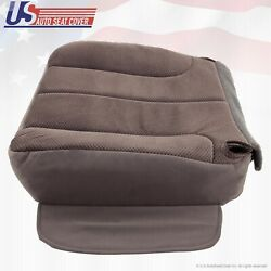 2003 2005 Dodge Ram 1500 2500 3500 SLT Driver Side Bottom Cloth Seat Cover Tan $158.14