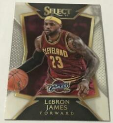 LEBRON JAMES 14 15 PANINI SELECT #57 $12.50