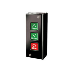 MMTC PBS 3 Commercial Garage Door Opener Push Button Wall Mount Control Station