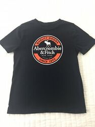 Abercrombie amp; Fitch Kids Boys Size 7 8 Short Sleeve Tee Shirt FREE SHIPPING $12.00