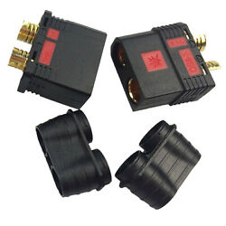 QS8 120A RC Connector Set Male And Female TRAXXAS ARRMA REDCAT HSP LOSI $10.99
