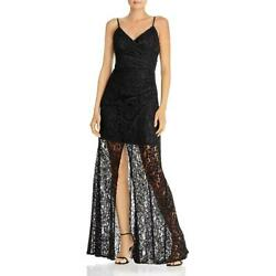 Laundry by Shelli Segal Womens Lace Gathered Formal Evening Dress Gown BHFO 2160 $15.99