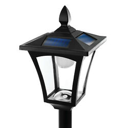 Home Zone Security Decorative Outdoor amp; Garden Lamp Post Light 65quot; Tall
