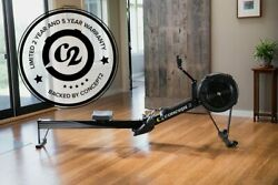 Black Concept2 Model D Indoor Rowing Machine with PM5 Performance Monitor NEW $1250.00