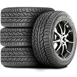 4 New Cooper Weather Master WSC 255 50R19 107T XL Winter Snow Tires