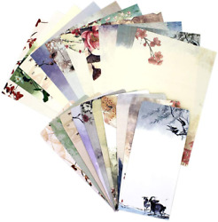 Stationary Paper And Envelopes Set60Pcs Stationary Set 40 Stationery Papers 2 $10.99