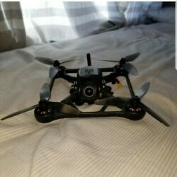 TBS OBLIVION racing quadcopter with skyzone goggles black used $800.00