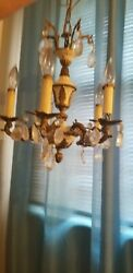 Italian chandelier antique $230.00