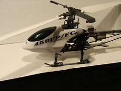 Custom RC Helicopter 450FP Funcopter Mod $120.00