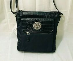 Giani Bernini Adjustable Cross body Black $29.95