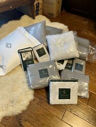 Ralph Lauren King Bedding Set Speed amp; Style Collection * RARE FIND * $900.00