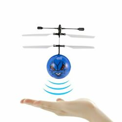 Flying Toy Ball LED Mini Infrared Sensor Hand Drone Helicopter Toys for Kids $5.79