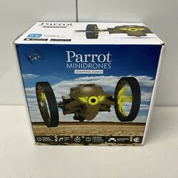 Parrot Mini Drone Jumping Sumo RC Vehicle with Wide Angle Camera $49.99