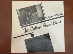 Cotton Show Band Diggin#x27; On You LP Modern Soul Boogie Funk Gospel Sealed New $99.00