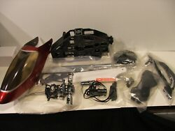 GT500 RC Helicopter Kit with Upgrades New Unassembled $230.00