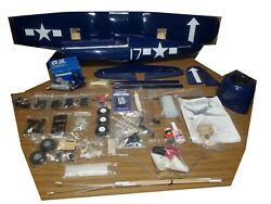 F4U Corsair Propeller RC Plane W Engine Servos Controllers ETC. $259.99