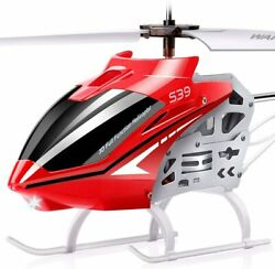 Syma Rc Helicopter S39 Aircraft With 3.5 ChannelBigger Size Sturdy Alloy Materi $61.07