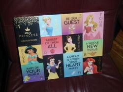 Disney Princess 12 Days of Socks Advent Calendar New $29.00