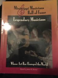 MISSISSIPPI MUSICIANS HALL OF FAME: LEGENDARY MUSICIANS $39.99