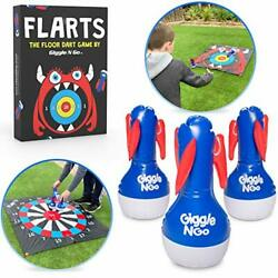GIGGLE N GO Flarts Outdoor Games for Family Yard Games and Monster Theme $54.84