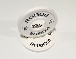 Rogue Fitness 1.25 Lb Change Plate Pair Total of 2.5 pounds $65.00