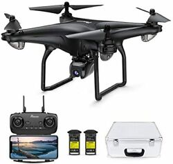 Drone with 4K Camera for Adults 5G WiFi HD Live Video GPS Auto Return RC $377.50