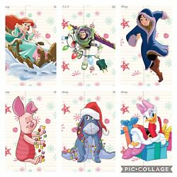 Topps Disney Collect Digital 12 Days of Topps 12 Card Insert Set C $12.00