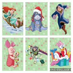 Topps Disney Collect Digital 12 Days of Topps 12 Card Variant Insert Set C $15.00
