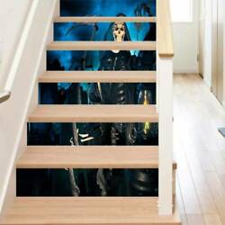 Halloween Sticker 3D Simulation Removable Wall DIY Wallpaper Home Decorations $22.99